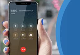 Номера 8800 - доверие клиентов из 4 первых цифр