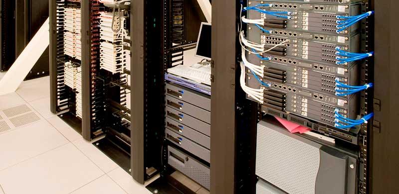 Физическое размещение серверов